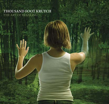 Thousand Foot Krutch The Art Of Breaking Christian Book