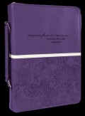 bible_cover_i_know_the_plans_purple