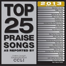 Top_25_Praise_Songs_2013a