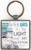 keyring_the_lord_is_my_light