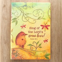journal_sing_of_the_lord