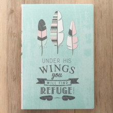 journal_under_his_wings