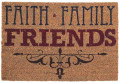 doormat_faith_family_friends